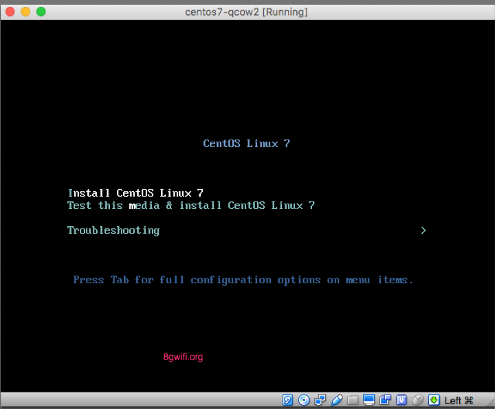 Creating centos/rhel7 Cloud Images using qemu-img and virt
